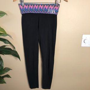EUC Pink by VS Geometric Yoga Pants